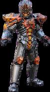 Ultraman orb jugglus juggler render 3 by zer0stylinx-dbxvgz3