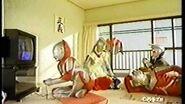 CM バンダイ ウルトラマン倶楽部2 (FC) Ultraman Club 2