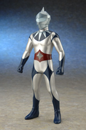 Mirrorman manga model