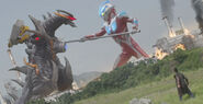 Ginga vs victor lugiel