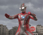 Mebius Fight movie