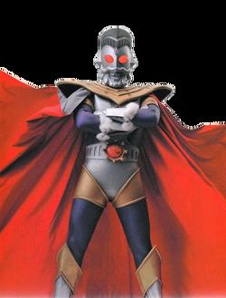 Ultraman King render