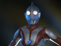 Ultraman in Ace