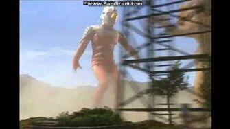 Sunny Monster! UltraSeven vs Banderas-1