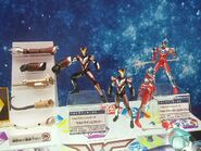 Ultra Change Series Ultraman Victory & Ultra Change Series Ultraman Ginga Strium