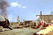 Ultraman vs Eledortus