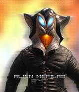 Alien Mefilas old, two, new
