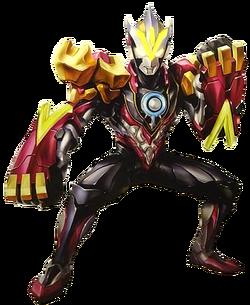 Ultraman orb photon victorium render by zer0stylinx-db20u3p
