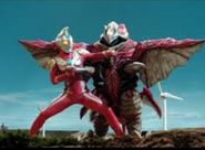Reguila v Ultraman Max