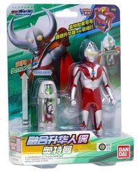 Bandai-China-Fusion-Rise-Doll-Series-Ultraman