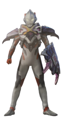 Ultraman X Bemstar Amor