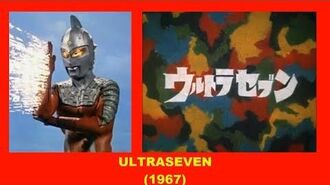 ALL ULTRAMAN OPENINGS 1ra PART (1966-1999)