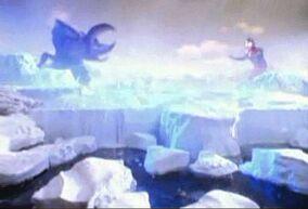 Reigubas vs. Ultraman Dyna