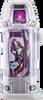 Ultraman Orb Spacium Zeperion Capsule