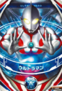 Ultraman Orb Ultraman Card