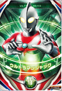 Ultraman Orb Ultraman Jack Fusion Card