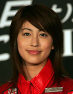 Hitomi as Mizuki so beautiful