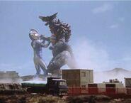 Ultraman Cosmos-Vadata Screenshot 006