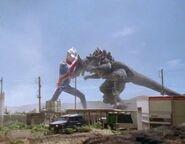 Ultraman Cosmos-Vadata Screenshot 008