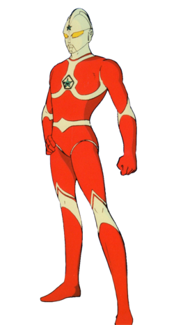 Ultraman Joneus data