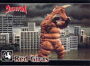 Red Giras