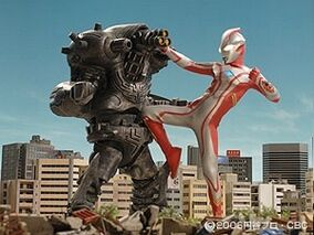 Mebius vs Imperlizar