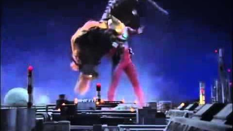 Ultraman Gaia vs