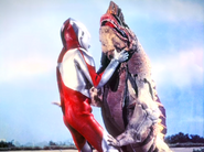 Ultraman vs Gavadon
