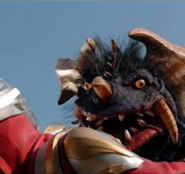 Geronga v Ultraman Max I