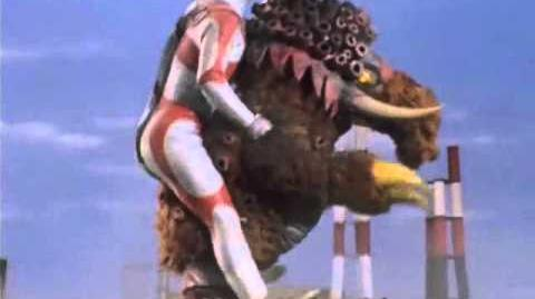 Jumbo Return! Ultraman Ace vs Baktari