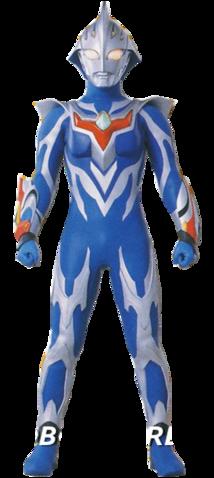 File:Ultraman Nexus Charecter Junis Blue Mode.png