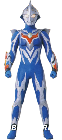 Ultraman Nexus Charecter Junis Blue Mode