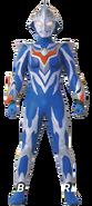 Ultraman Nexus Charecter Junis Blue Mode