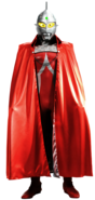 Ultraseven Brothers Mantle