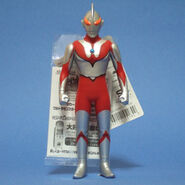 Imitation Ultraman (2007) toys
