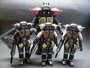 King Joe Black toys