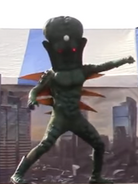 Alien Messie