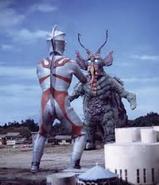 Zemistiar v Ultraman Ace