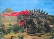 Mr androzaurus