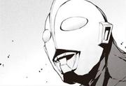 Ultraman 2011 Manga