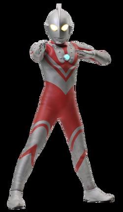 Ultraman Zoffy style