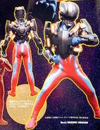 Ultraman Zero (Tector Armor)