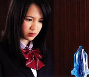 Misuzu with light spark
