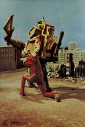 Crazygon v Ultraseven