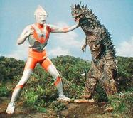 Ultraman v Bemlar