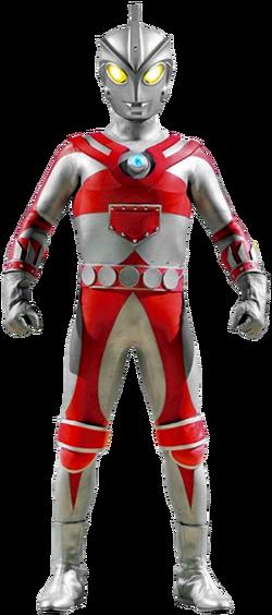 Fake Ultraman Ace