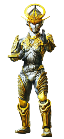 ④《Orb》協力戰士02.戰神Ikusagami(天照女王)