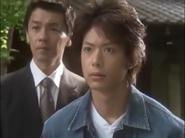 Mirai meets Captain Tetsuro