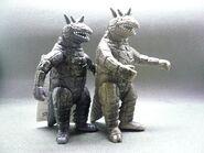 Revived Dorako toys