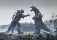 Ultraman Ginga-Black King and Dark Galberos Screenshot 001